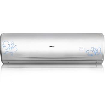 奥克斯(AUX)大1匹 变频冷暖 微联智能 空调挂机(KFR-26GW/BpHJD+3)