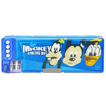 真彩(TrueColor)D591008 迪士尼多功能笔盒  深蓝