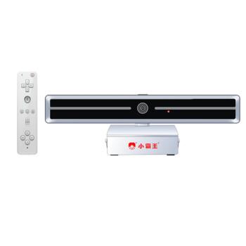 小霸王X360+八核智能电视互动体感游戏机 家庭3D游戏机主机 高清网络播放器机顶盒 单手柄套餐