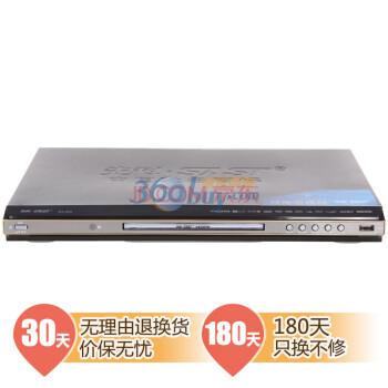 先科(SAST) SA-006 DVD播放机 USB光盘播放器(黑色)