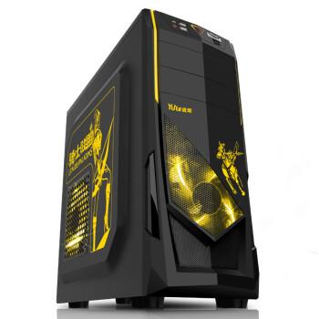 伟盛兴 AMD X4740/A85 /500G/ 2G独显 游戏组装电脑主机 diy装机