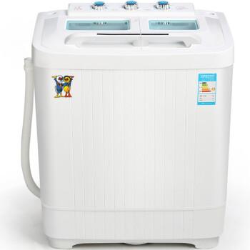 小鸭 XPB28-1808S 2.8公斤 半自动波轮洗衣机