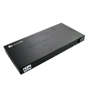利乐普 HDMI高清分配器1进8出 一分八 一进八出切换器 分频器 支持蓝光3D 1080 1.3版本1080P