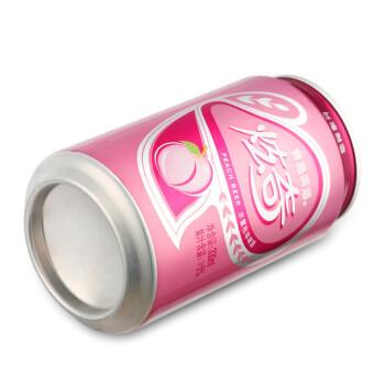 青岛啤酒(tsingtao)11.2度炫奇水蜜桃果啤330ml*24听
