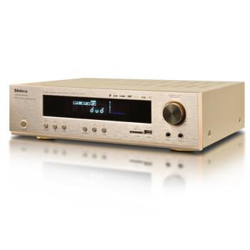 新科(Shinco)S-9007 家庭影院 功放机蓝牙5.1家用电视音响功放器