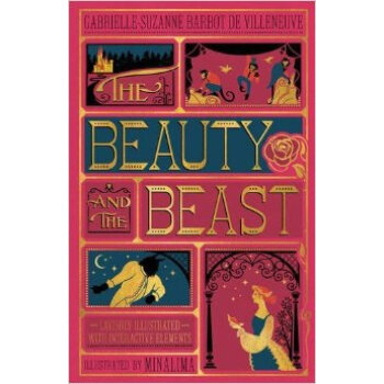 The Beauty and the Beast美女与野兽 英文原版