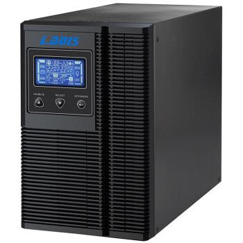雷迪司(LADIS)G1KL 1KVA 在线式UPS不间断电源800W延长4小时100AH电池3只