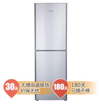 美菱(MeiLing)BCD-181MLC 181升 两门冰箱(银色)