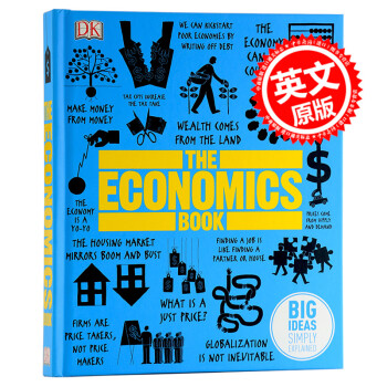 The Economics Book [Hardcover]  经济学的书 精装