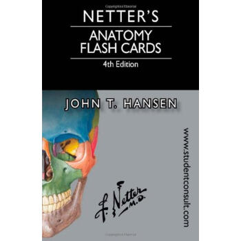 Netter's Anatomy Flash Cards: with Online Stu