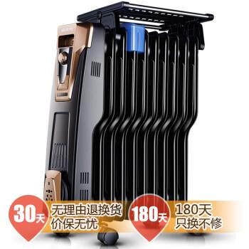 先锋(Singfun)DS1040 10片黑豹S型电热油汀取暖器/电暖器/电暖气