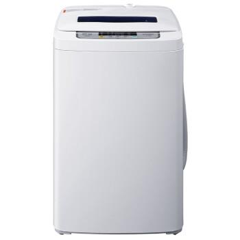 统帅(Leader)TQB50-@1 5公斤 全自动波轮洗衣机 智能模糊控制(白色)【海尔荣誉出品】