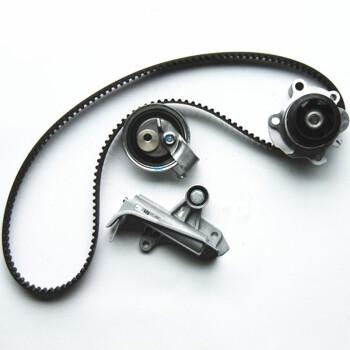 正时4件套 水泵 皮带 张紧器 涨紧轮 帕萨特b5