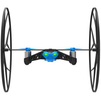 派诺特(parrot)Minidrones ROLLING SPIDER 遥控小飞机 蓝色 派诺特新款智能迷你飞机