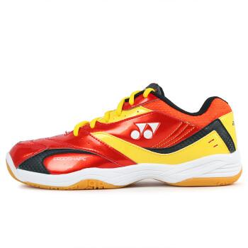 尤尼克斯YONEX羽毛球鞋男女款运动鞋 专业羽鞋SHB-35C/47C 超轻透气 49C铜橙 36码=225MM