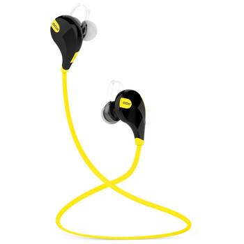QCY QY7 尖叫 运动式 音乐蓝牙耳机 黑黄色