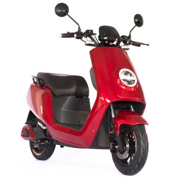 车电瓶车电动自行车电动摩托车电动车自行车电摩助力车电车 劲战红
