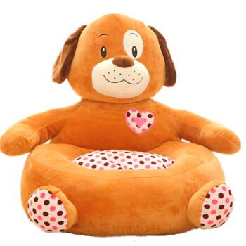 卡通动物懒人沙发榻榻米儿童坐椅子靠垫抱枕毛绒玩具公仔创意可爱礼品