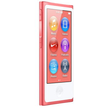 Apple iPod nano MD475CHA 多媒体播放器 粉色