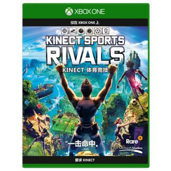 微软(Microsoft)Xbox One光盘版游戏  Kinect 体育竞技