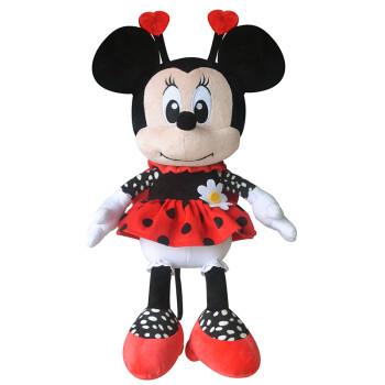米奇公仔毛绒玩具米老鼠压床婚庆娃娃创意可爱礼物女米妮 1#约43cm
