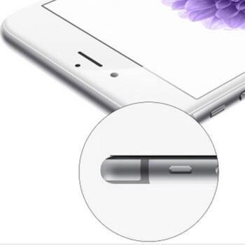 RTAKO【推荐二代全覆盖】全屏覆盖钢化玻璃膜适用苹果6/iPhone6/6Plus手机 5.5英寸-全覆盖二代白色