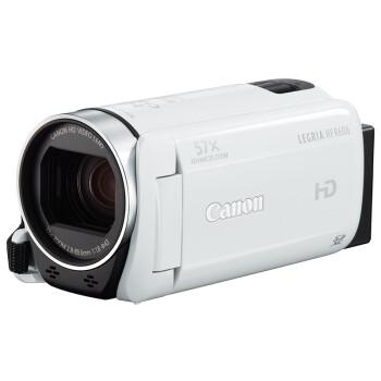 佳能(Canon)LEGRIA HF R606(白色)家用数码摄像机 家用数码摄像机