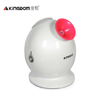 正品 金稻KD-2331纳米离子蒸脸器美容仪蒸脸机家用美容补水神器 正品 KD-233珍珠白QQ版