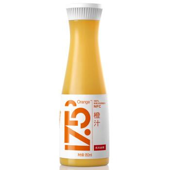 NONGFU SPRING 农夫山泉 NFC 17.5°橙汁 950ml32.9元