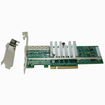 EB-LINK 万兆光纤网卡PCI-E INTEL英特尔82599ES芯片X520服务器 单SFP+光口