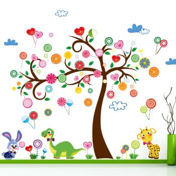 小动物与糖果树 大号