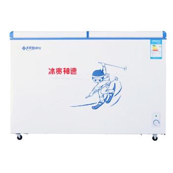 美菱(MeiLing)BCD-278AZ  278升 冷藏冷冻双温冷柜(白色)