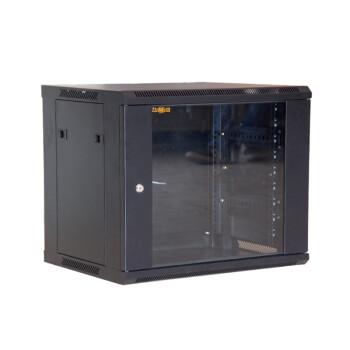 振普加重厚机柜0.35米 20年大厂良心品质 标准墙柜壁挂机柜 19英寸机柜6U低价直批