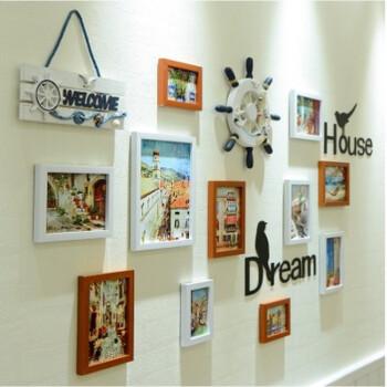 创意客厅地中海风格家居壁饰墙上装饰品卧室挂件走廊过道墙壁挂饰 11n图片