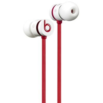 Beats UrBeats 入耳式耳机 白色 手机耳机带麦 三键线控