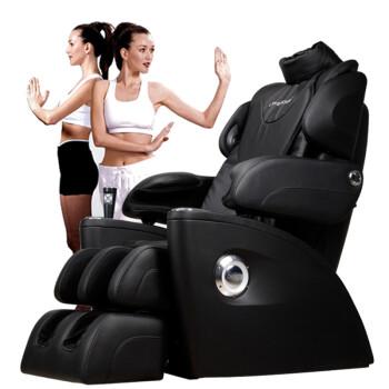 生命动力(Lifepower)LP-5400I豪华按摩椅 黑色