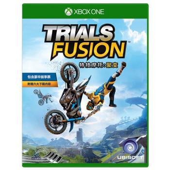 微软(Microsoft)Xbox One光盘版游戏  特技摩托:聚变