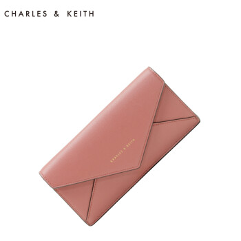 Ví nữ Charles & Keith CHARLESKEITH CK6 10680451 Rose CK6-10680451