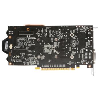 影驰(Galaxy)GeForce GTX 1050 Ti 大将  4G 128Bit D5 PCI-E吃鸡显卡