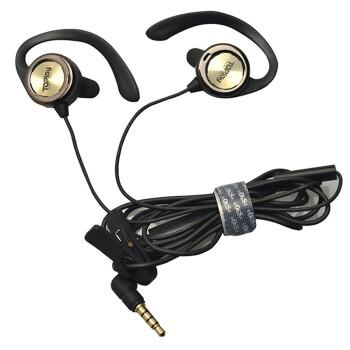 聼不累(TOPlay)H311 耳挂式耳机 悬浮音响感 美国专利 久听不痛 苹果安卓 手机耳机 金色