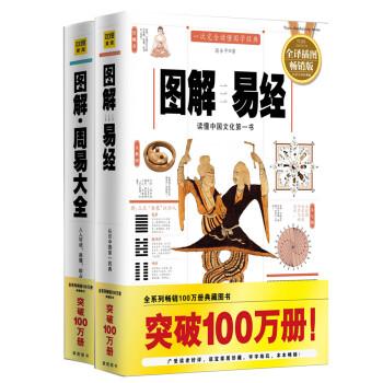 《图解易经+图解周易大全(套装共2册)》(高永平,贺华章)