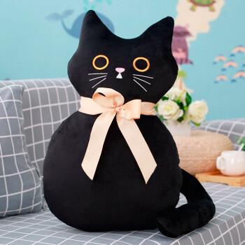 小笨熊可爱猫毛绒玩具大号玩偶抱枕公仔小猫咪布偶娃娃创意女孩生日礼