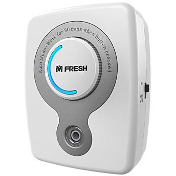 净美仕(Mfresh)定时氧舱AT50空气净化器 家用 除甲醛 消毒 除烟味