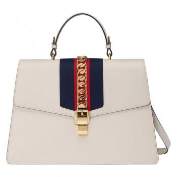 Túi xách nữ Gucci Q00681234 Mystic WhiteBlue Red