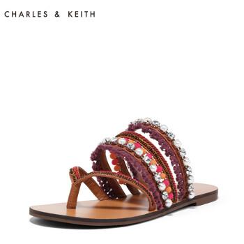 Giày nữ Charles & Keith CHARLESKEITHCK1 70380589 1 36 CK1-70380589-1