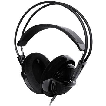 赛睿(SteelSeries)西伯利亚v1 耳机 黑色
