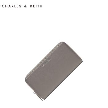 Túi xách nữ Charles & Keith CHARLESKEITH CK6 10680485 Pewter