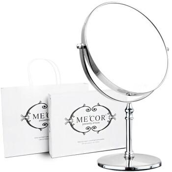 米卡(MECOR) 化妆镜 特供款8英寸台式镜 JD8181
