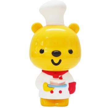 优彼(ubbie)故事机百科系列 小厨师版 优比宝贝家 亲子熊三代早教机 手机APP遥控