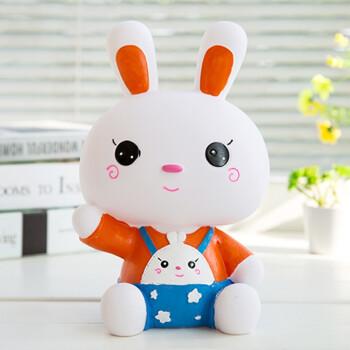 大号兔子存钱罐 韩国创意可爱小兔子儿童储蓄罐储钱罐